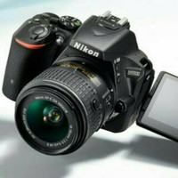 Nikon DSLR D5500 AF-S 18-55mm VR II