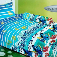 Bed Cover Lady Rose Disperse Dory & Nemo