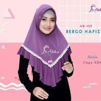 Bergo Hafiz by Abika Hijab