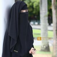 Niqab Niqob Cadar Yaman Elma