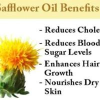 Safflower Oil 50ml Natural Oil thumbnail