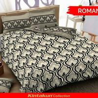 Bed Cover D'luxe Kintakun - Roman