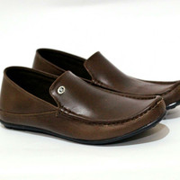 Free Bonus !!! Sepatu Casual Murah Ragio Eropa Kulit Original