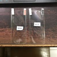 Anti Gores Bening FULL LAYAR Sampai Melengkungnya SAMSUNG S9 Dan S9+