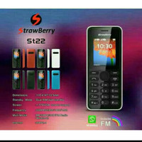 HP STAWBERRY ST22 MIRIP NOKIA 108