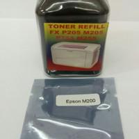 Toner & chip refill Epson AL M200 MX200