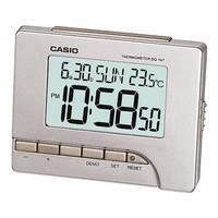 CASIO DIGITAL DQ-747-8DF Time Calendar Thermometer Alarm Clock Jam ORI