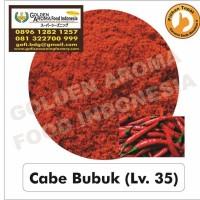 Cabe Bubuk Level 35, 0896-1282-1257 , Cabe Bubuk Murah, Chilli Powder