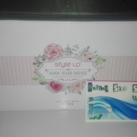 Style Up Ionic Hair Dryer ST802