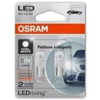 Sale! Lampu Rem Motor Vario 125 / 150 - Osram T10 Led Cool White Isi