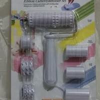 Fondant Ribbon Cutter China KY34/KY 3127
