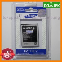 Baterai Samsung Galaxy S2 Original SEIN 100%