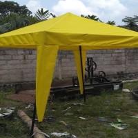 Tenda Arvitech 2,5 x 2,5 meter Piramida Polos