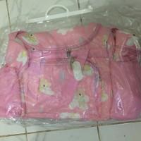Tas bayi/diaper bag girl pink pipiniko