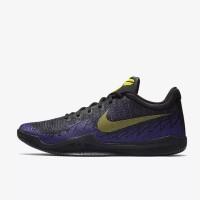 Sepatu Basket Nike Kobe Bryant Mamba Rage Purple Original 908972-024