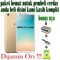 flash sale hp oppo f5 youth gold garansi resmi oppo 1th