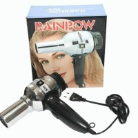 Hair Dryer Rainbow Pengering Rambut / Pengering Rambut Besar Standard