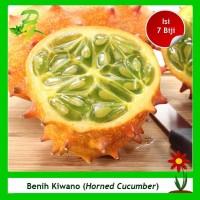Benih Kiwano Melon Afrika - Isi 7 Biji