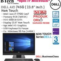 """DELL AIO 7450 (23.8"""") Core i7-7700/8GB/500GB/WIN10PRO"""