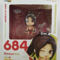 Nendoroid No.684 Shiranui Mai The King Of Fighters XIV by GSC NEW MIB