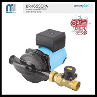 Pompa WATERPLUS BR-165SCPA Pompa Booster Water Heater Kamar Mandi