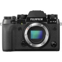 Kamera Fujifilm X T2 Black Body Only Baru Garansi Resmi Ffid Fujinon