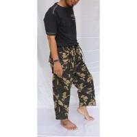 SALE | Celana Sirwal Boxer Army/Tentara/Loreng Motif Langka