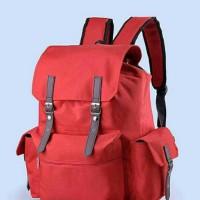 termurah Tas Ransel Wanita Backpack Model Bonjour Merk Distro GRSL Ba
