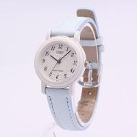 jam tangan wanita biru lq139l-2b analog kecil casio original termurah
