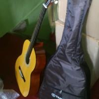 Harga softcase tas bag guitar gitar yamaha classic klasik murah | WIKIPRICE INDONESIA