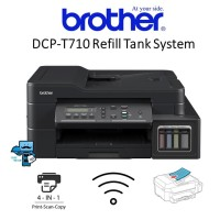 Printer Brother DCP-T710W Refill Tank System – Wifi, MobilePrint,ADF