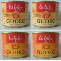 Gudeg Kaleng Bu Tjitro Paket Original Pedas