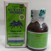 Herbal Al Katel / Herba Alami Penumbuh Rambut ( Minyak Untuk Bulu Jenggot, Cambang, Kumis, Kebotakan, Kerontokan, Ketombe )
