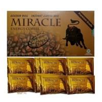 Miracle Coffee - Kopi Miracle - kopi kuat