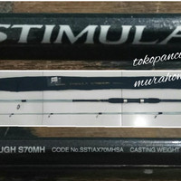 JORAN SHIMANO STIMULA AX S70MH 210cm