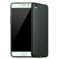 SLIMATTE HP OPPO A37 FULL BLACK CASE MATTE HP OPPO A37