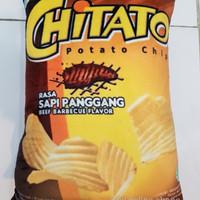Bantal Boneka Snack Chitato