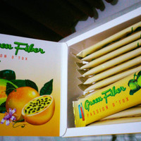Green Fiber (PER BOX ISI 15 SACHET)