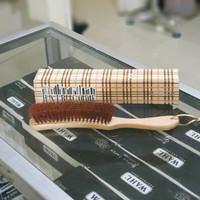 Sikat Badan / Wajah Untuk Membersihkan Sisa Cukuran Rambut