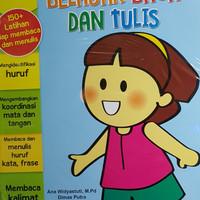 buku panduan super lengkap belajar baca dan tulis