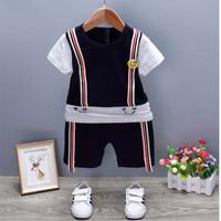Baju Baby Boy/stelan bayi/ jeans bayi/overall bayi/little pony/frozen