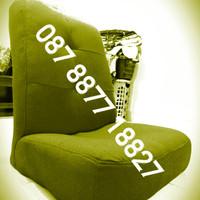 Lesehan kursi sofa Santai, nonton tv, Belajar, Minimalis, Malas Hijau