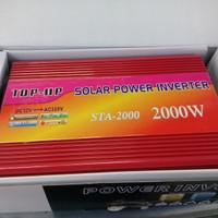 Inverter TOP UP 2000 WATT 2000W - Power inverter