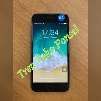 Handphone iPhone 6 16GB / Hp iPhone 6 16GB No FP Grey - Seken