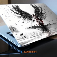 Skin Notebook HP (Hewled Packard) 10 Inch Assassin Custom