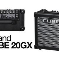 Ampli Gitar Roland Cube-20GX / Cube 20 GX / Cube 20GX / Cube20GX