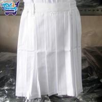 Rok Pendek Rempel SD Putih - Seragam Sekolah - Seragam SD