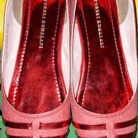 Sepatu Wanita Flat Shoes Size 37 Merk Yongki Komaladi
