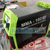 Jual Digital Mesin Las Listrik Kentaro 160Ampere Igbt 650 Watt Promo