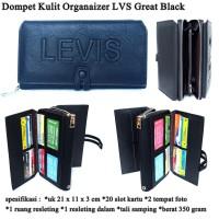 Dompet Kulit Organaizer LVS Great